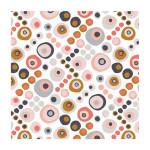 Coupon de tissu Flourish 1490 - 100 x 110 cm