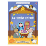 Livre La crèche de Noël