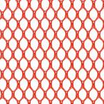 Coupon de tissu Filet Mesh 100 x 137 cm - Blanc