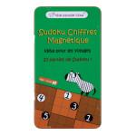 Jeu de voyage magnétique Sudoku chiffres