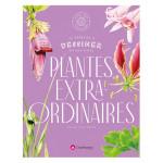 Livre Dessiner les plantes extraordinaires