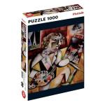 Puzzle Autoportrait Chagall 1000 pièces