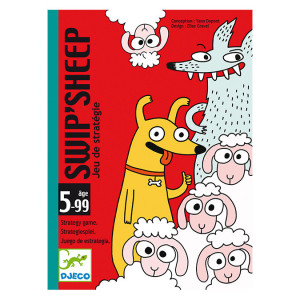 Jeu de cartes Swip'Sheep
