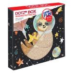 Broderie Diamant kit Dotz Box Enfant débutant Univers