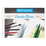 Papier Dessin Blanc 180 g/m² 12 feuilles - 21 x 29,7 cm (A4)