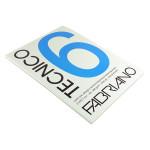 Bloc de papier lisse 240 g/m² Technico 6 20 feuilles - 21 x 29,7 cm (A4)