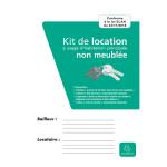 Contrat kit de location non meublée