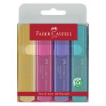 Surligneur TL 46 pastel Set 4 couleurs