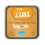 Encreur Izink Dye séchage rapide - Grand format - Miel
